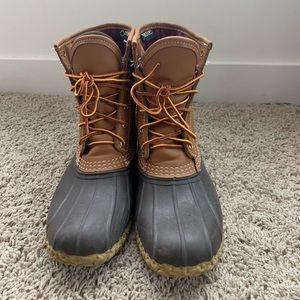 """Bean Boots by LL Bean, 8"""" Gore-Tex Thinsulate"""